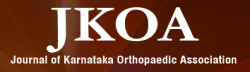 Journal of Karnataka Orthopaedic Association